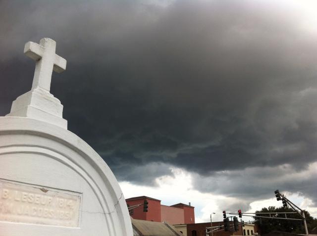 St. Louis No. 1 Cemetery