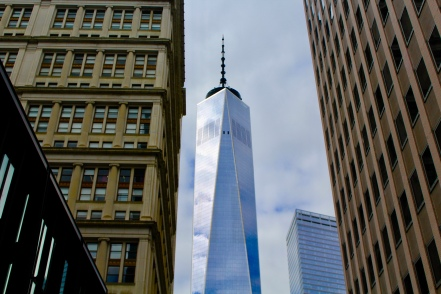 Freedom Tower (apples and adventures)