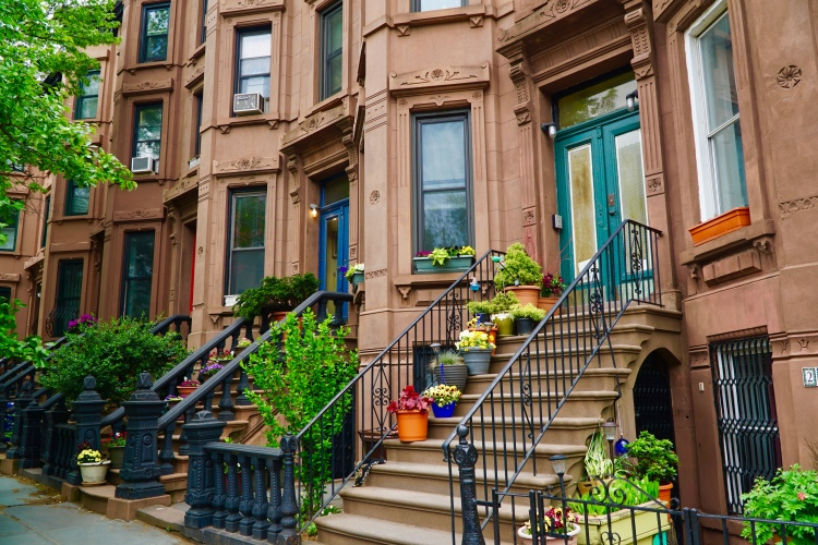 Wordless Wednesday: Brooklyn Brownstones