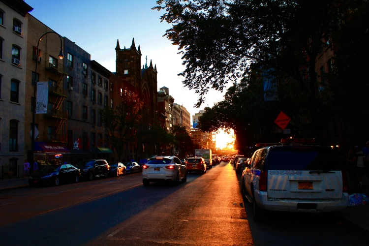 Sunset in Chelsea