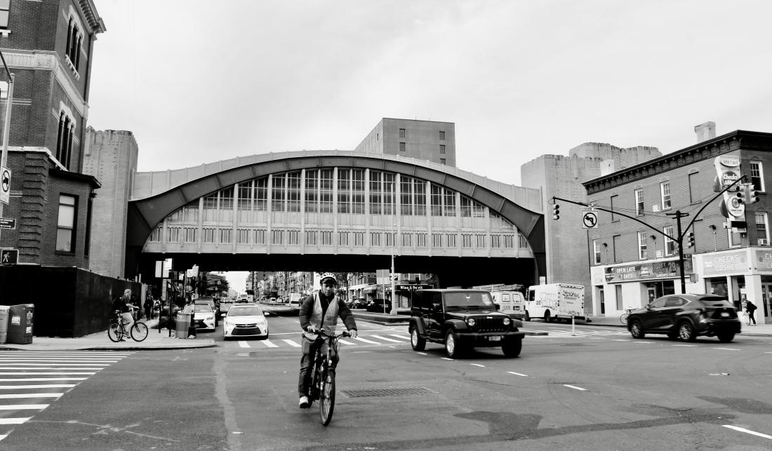 Smith 9th Street Station Bridge