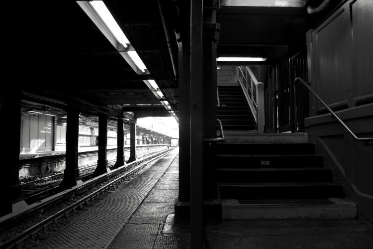 Prospect Park, B/Q Train