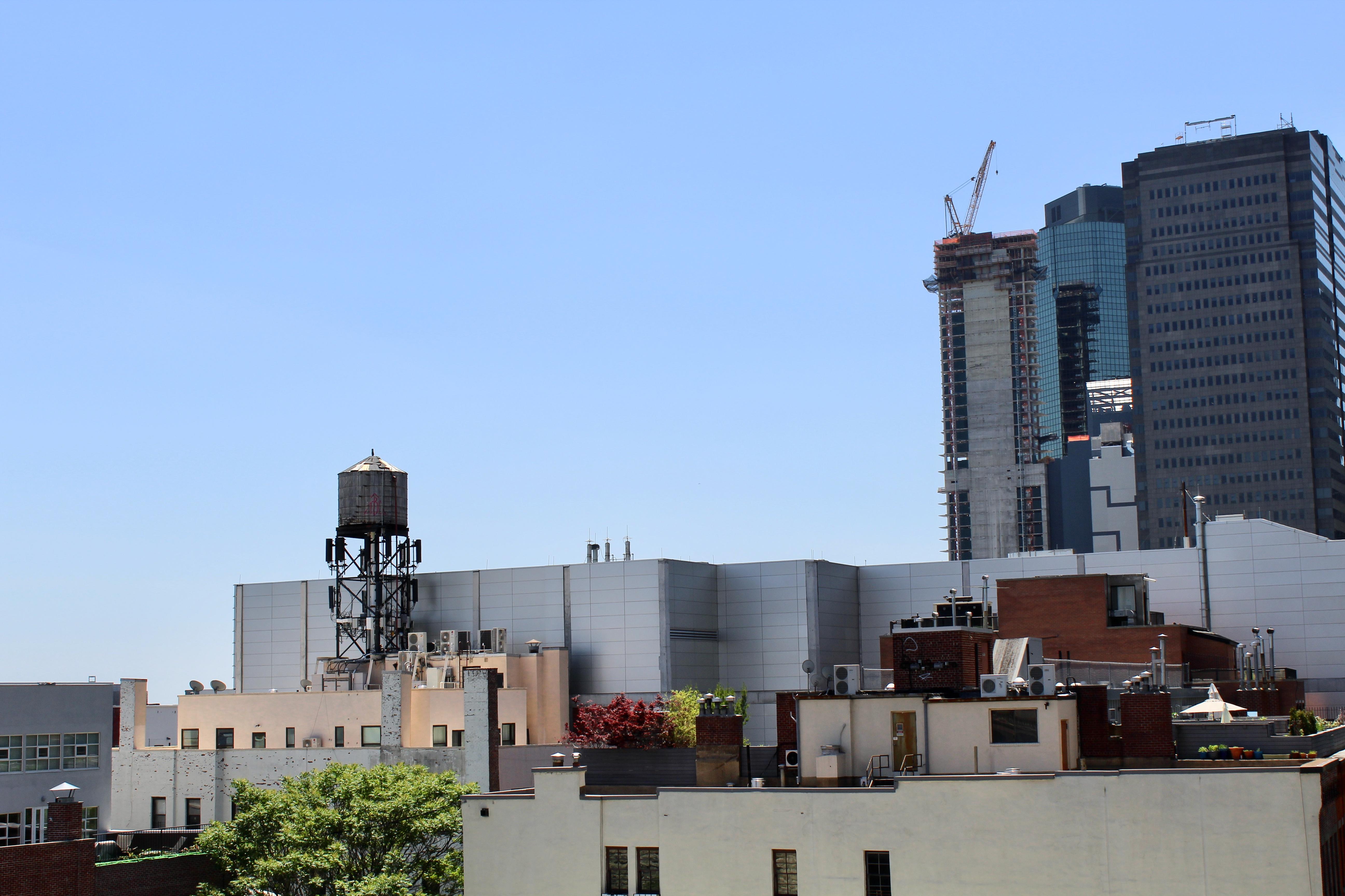 Seen from Brooklyn Bridge