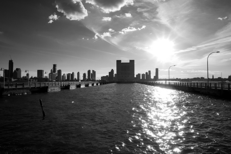 Hudson River NYC