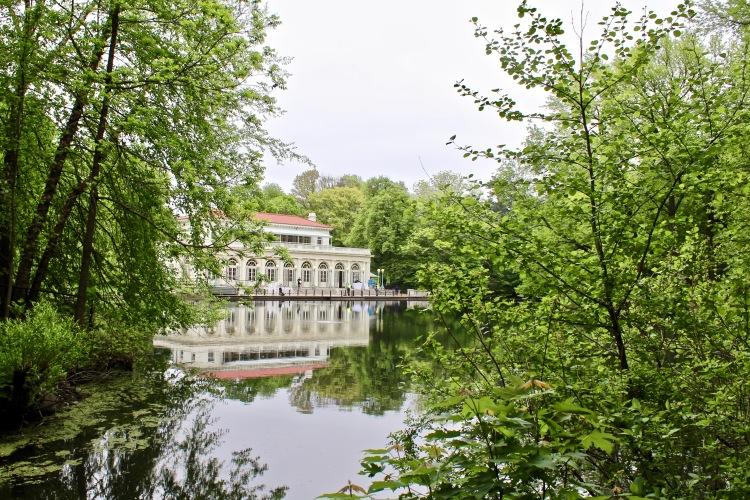 Boathouse Prospect Park